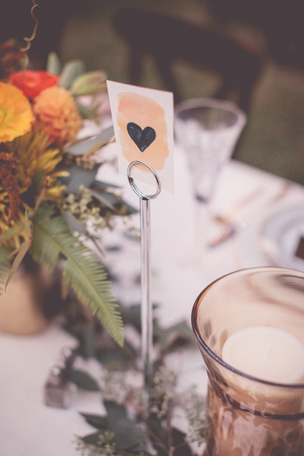 autumnal backyard wedding in Granite Bay, California with photos by Kris Holland Photography | junebugweddings.com (8)