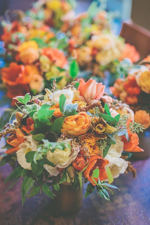 autumnal backyard wedding in Granite Bay, California with photos by Kris Holland Photography | junebugweddings.com (41)
