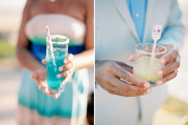 Cinco de Mayo destination wedding in Cabos San Lucas with photos by Jillian Mitchell | via junebugweddings.com