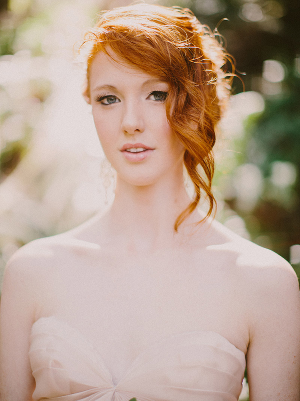 enchanted woodland bridal style inspiration shoot from Ryan Flynn Photography | via junebugweddings.com (16)