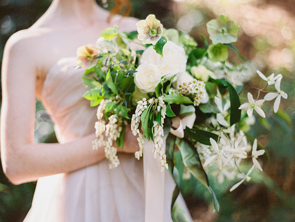 enchanted woodland bridal style inspiration shoot from Ryan Flynn Photography | via junebugweddings.com (13)