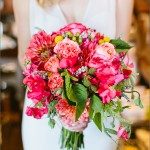 Favorite Bridal Bouquets of 2013 from Junebug Member Florists