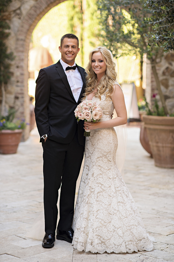 Italian Villa Inspired Wedding In Florida Junebug Weddings
