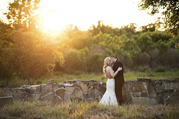 romantic Italian villa inspired wedding in Florida, photo by Kristen Weaver Photography | via junebugweddings.com
