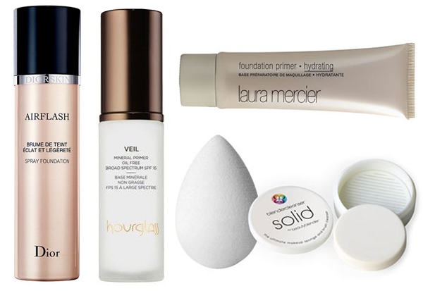 Favorite Bridal Beauty Products From Los Angeles Makeup Artist Tammy Yi Via Junebugweddings