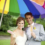Bright and Fun Summer Wedding in Atlanta – Genya and Pete