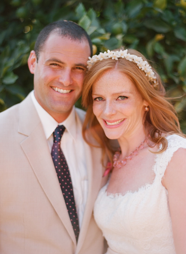 coral and teal California wedding from XOXO Bride with photos by Raya Carlisle | via junebugweddings.com (37)