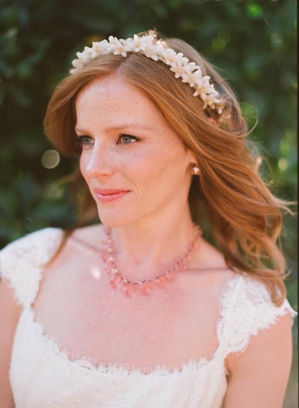 coral and teal California wedding from XOXO Bride with photos by Raya Carlisle | via junebugweddings.com (24)