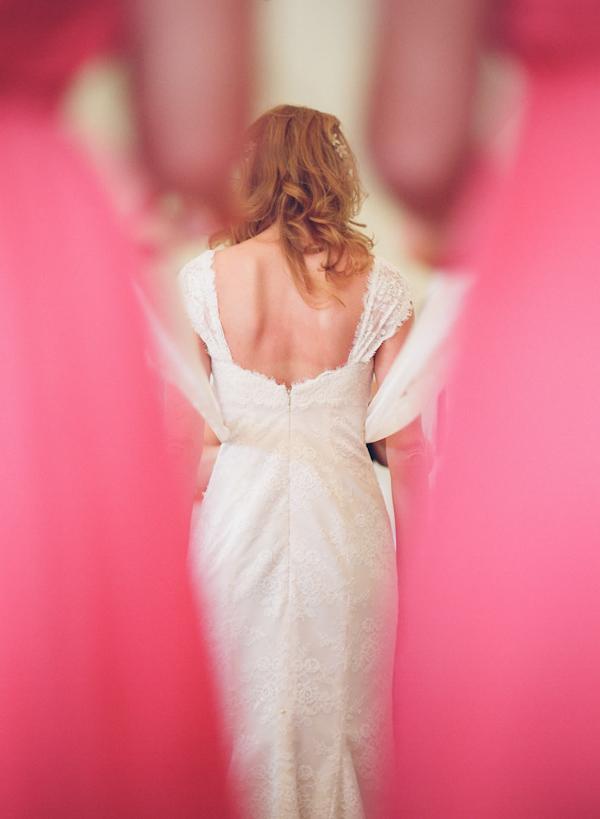 coral and teal California wedding from XOXO Bride with photos by Raya Carlisle | via junebugweddings.com (31)
