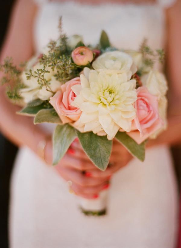 coral and teal California wedding from XOXO Bride with photos by Raya Carlisle | via junebugweddings.com (30)