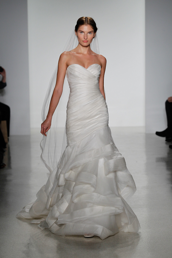 The Latest from Junebug's Wedding Dress Gallery from Kelly Faetanini | via junebugweddings.com