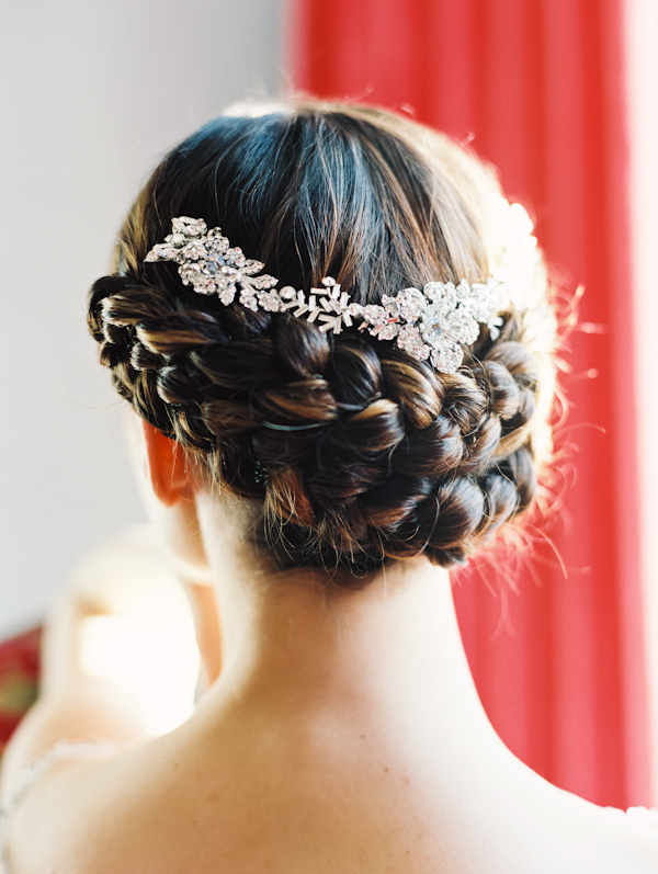 Enchanted Atelier by Liv Hart - bridal accessories and headpieces | via junebugweddings.com
