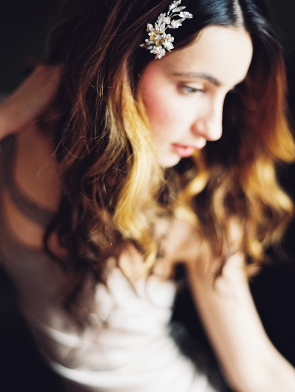 "Enchanted Atelier by Liv Hart - ""Ethereal City"" bridal accessories and headpieces 
