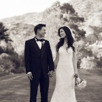 Blush, Gold and Ivory California Wedding – Cora and Deron