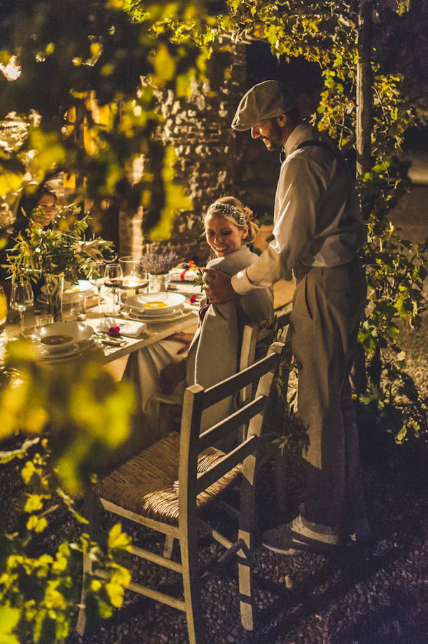 picturesque elopement in Tuscany with photography by Roberto Panciatici | via junebugweddings.com (2)