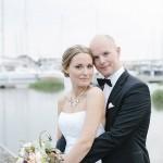 Gray and White Wedding in Charleston, South Carolina – Becca and Taylor