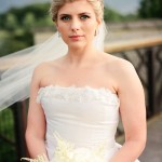 Classic Oscar de la Renta Bridal Style with Photos by Katherine Salvatori Photography