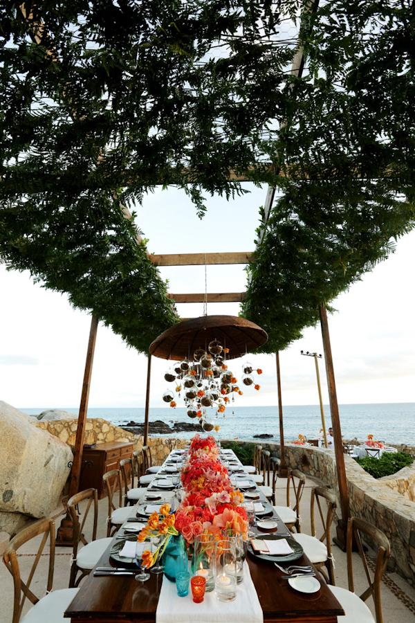 destination wedding in Cabo with photos by Chris + Lynn Photographers | via junebugweddings.com