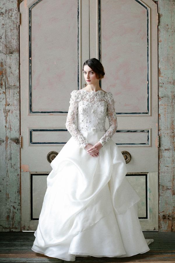 Opulent Wedding Dresses from Sareh Nouri