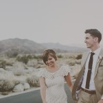 May, 2014 Throwback – Adventurous Desert Elopement