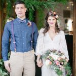 Boho Chic Wedding Inspiration Photo Shoot with Photos by Kimberly Chau Photography