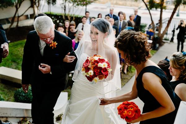 fall wedding at Hotel Ella in Austin, Texas with photos by Caroline + Ben Photography | via junebugweddings.com (14)