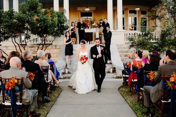 fall wedding at Hotel Ella in Austin, Texas with photos by Caroline + Ben Photography | via junebugweddings.com (9)