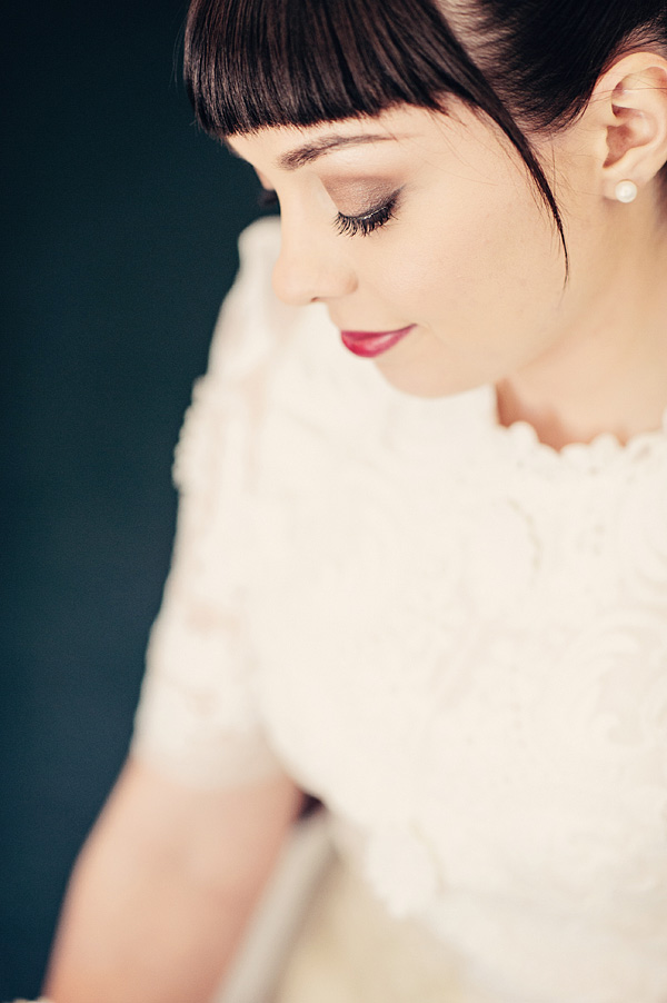 intimate wedding in Queensland, Australia photo by Todd Hunter McGaw | via junebugweddings.com