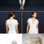 Bridal Fashion Inspiration for the Modern Courthouse Bride
