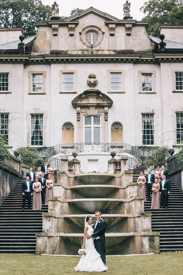 classic southern wedding in Atlanta, photo by Vue Photography | via junebugweddings.com