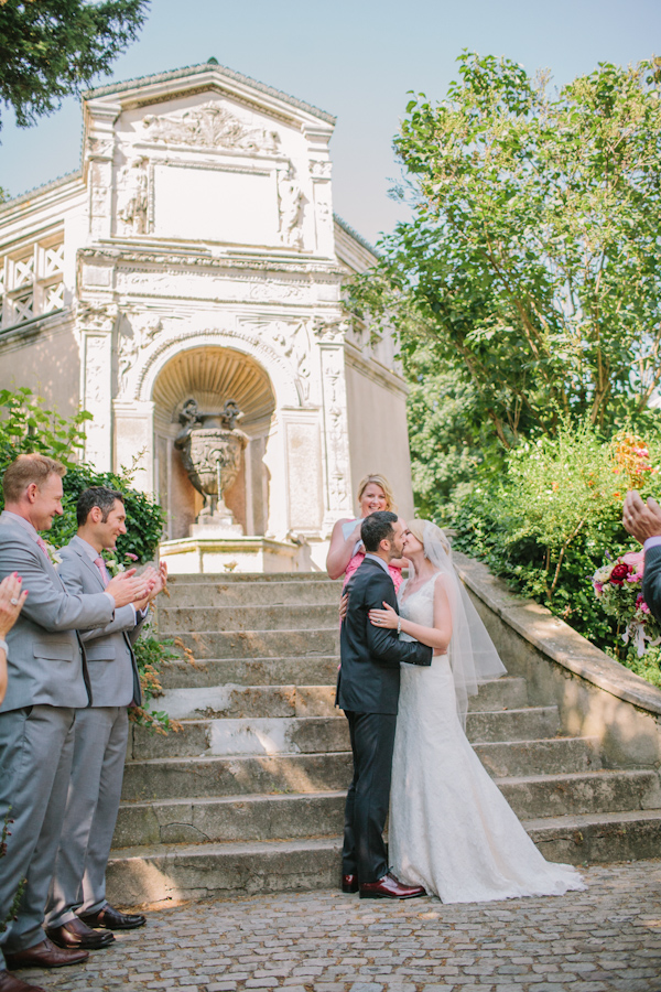 Intimate Destination Wedding In Paris Photo By Ophelia And Romeo Photographers Via Junebugweddings