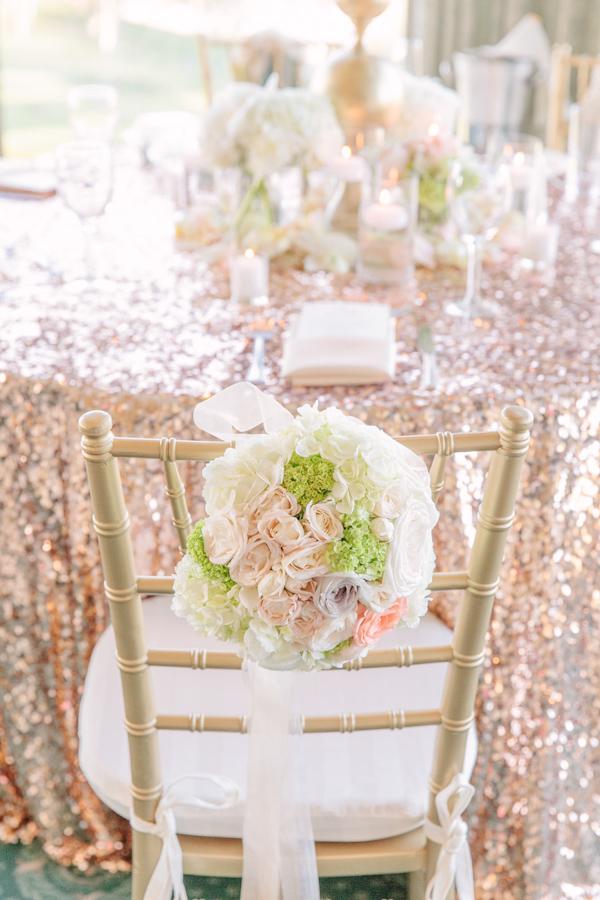 Wedding decor ideas bride and groom chair decor junebug weddings junglespirit Images