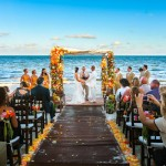 Bright and Colorful Destination Wedding in Riviera Maya, Mexico