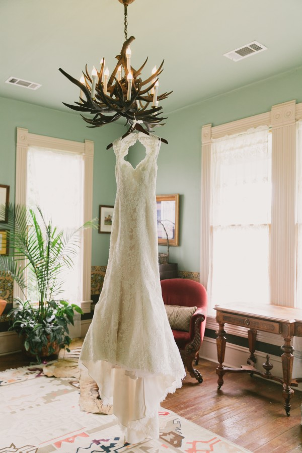 Intimate, DIY Wedding at Barr Mansion - Austin, Texas - Urban Grey Photography