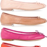 Beautiful Bridal and Colorful Bridesmaids' Ballet Flats from Josefinas