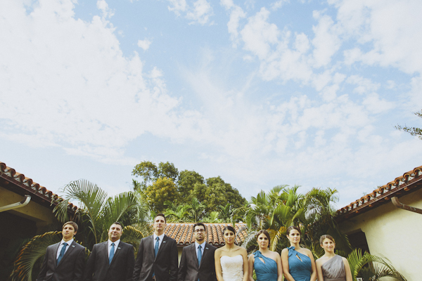 elegant wedding at the Villa Woodbine in Coconut Grove, photo by Jonathan Connolly Photography | via junebugweddings.com (24)