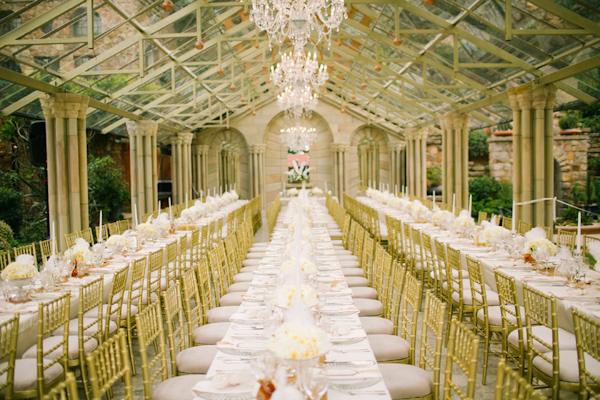 Gold Wedding In Johannesburg South Africa Junebug Weddings