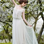 All New in the Junebug Wedding Dress Gallery – Couture Wedding Dresses from French Designer Marjorie Boyard of Confidentiel Création