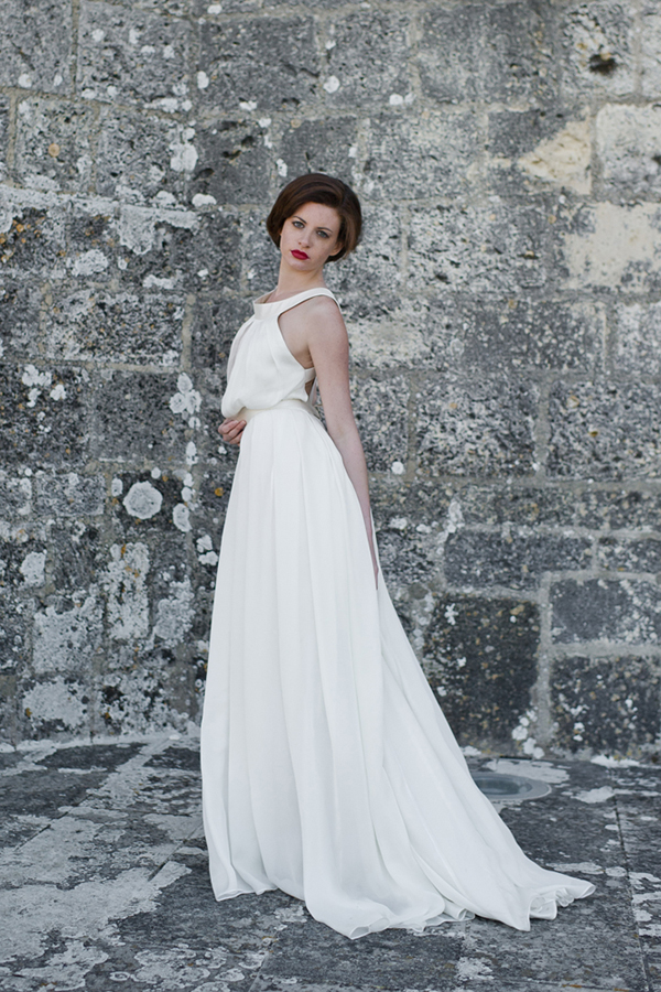 Couture Wedding Dresses From Confidentiel Création