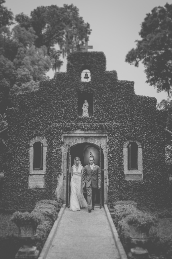St. Augustine, Florida wedding venue, photo by Still55 Photography | via junebugweddings.com