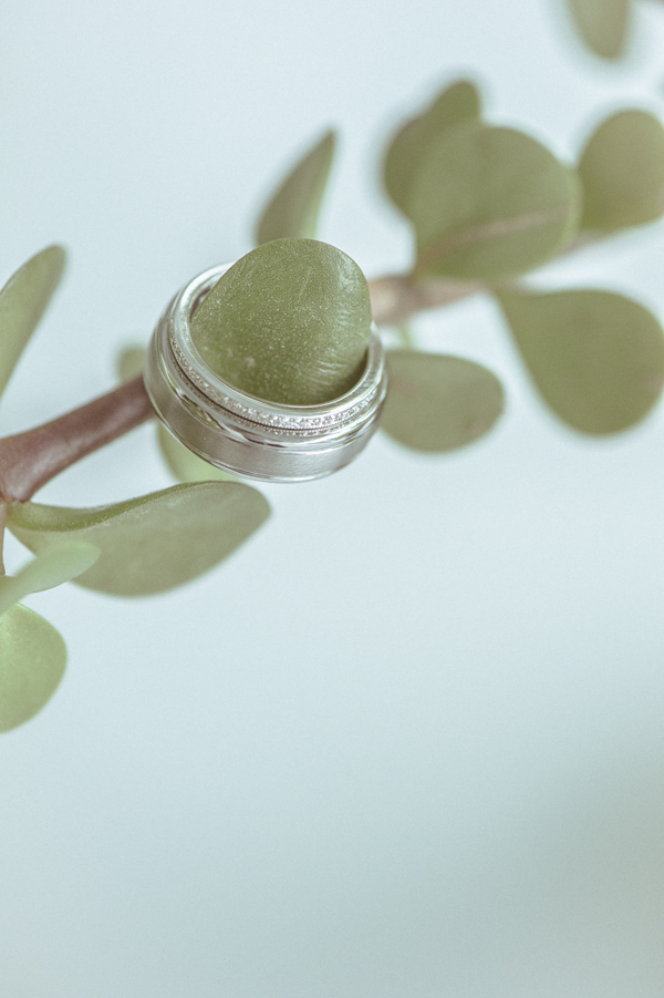 wedding bands by Blue Waters Jewelers, photo by Still55 Photography | via junebugweddings.com