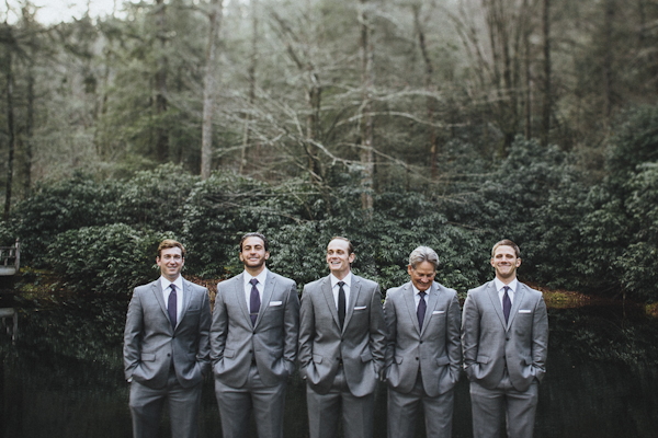 rustic wedding at The Old Edwards Inn, photo by Jonathan Connolly Photography | via junebugweddings.com (20)