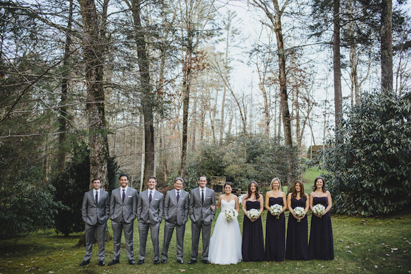 rustic wedding at The Old Edwards Inn, photo by Jonathan Connolly Photography | via junebugweddings.com (17)