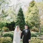 Secret Garden Wedding in Baltimore with Photos by L Hewitt Photography – Lea and Matt