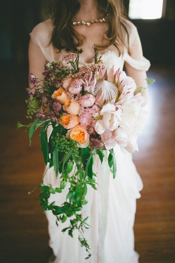 romantic bouquet inspiration