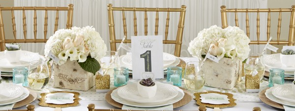 rustic table setting rustic table setting & Vintage Rustic Inspiration from Kate Aspenu0027s Newest Collection