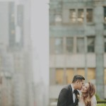 Timeless Rooftop Wedding in NYC