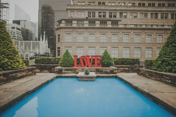 rooftop wedding in NYC venue