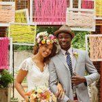 Vibrant DIY Sorbet Inspired Photo Shoot