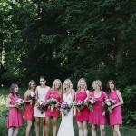 Bridal Party Style Inspiration – Mismatched Bridesmaids Dresses